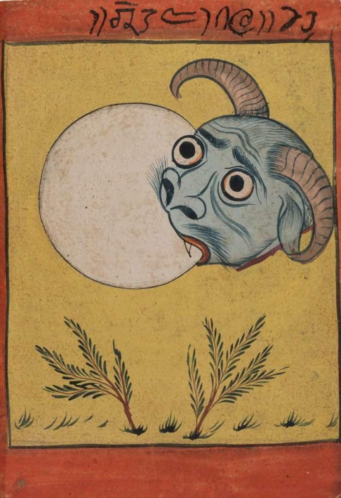 churning ocean kumbh mela