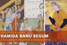 hamida-banu-begum-books