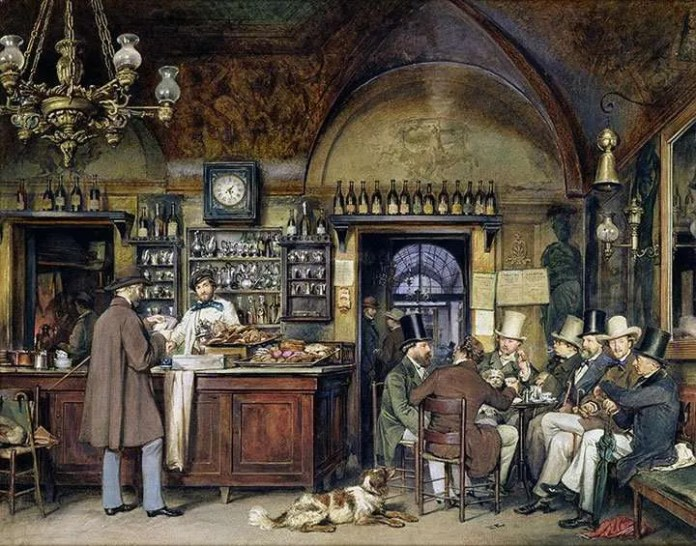 pictures-coffee-history