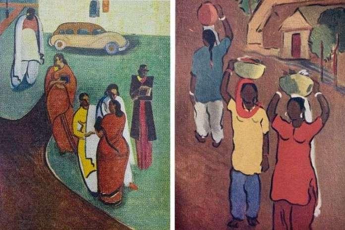 damyanti chowla art