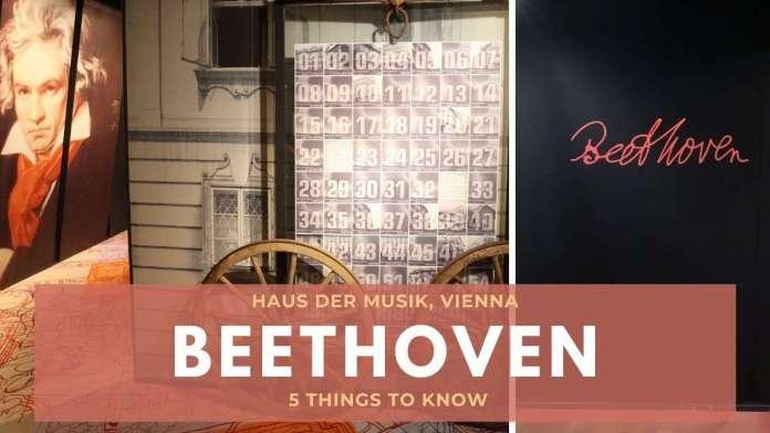 Beethoven 250 haus der musik HDM Vienna Wien