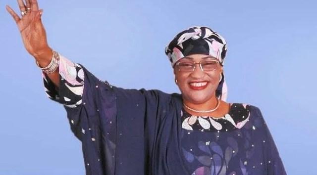 Breaking: Mama Taraba Dies At 61