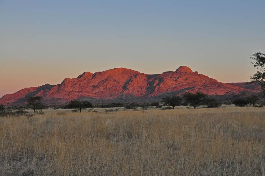 Namibia Scenery 2010