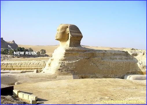 Sphinx Side View
