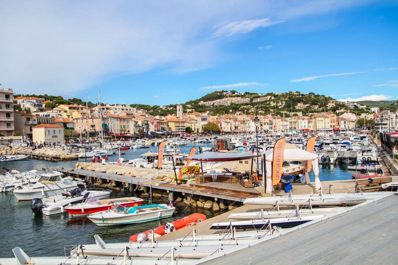 Cassis Port