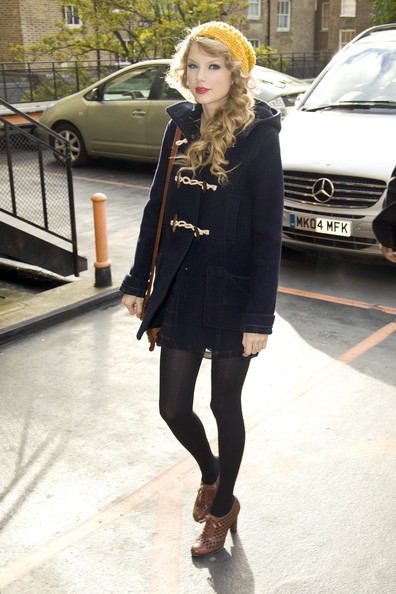 How to Wear Oxford Shoes Taylor Swift High Heel Oxfords