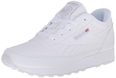BEST WHITE SNEAKERS Reebok Women's Classic Renaissance Sneaker