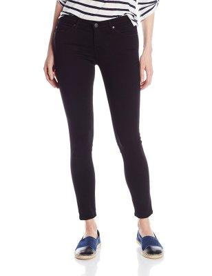 AG Adriano Goldschmied Women The Legging Ankle Skinny Jean Super Black