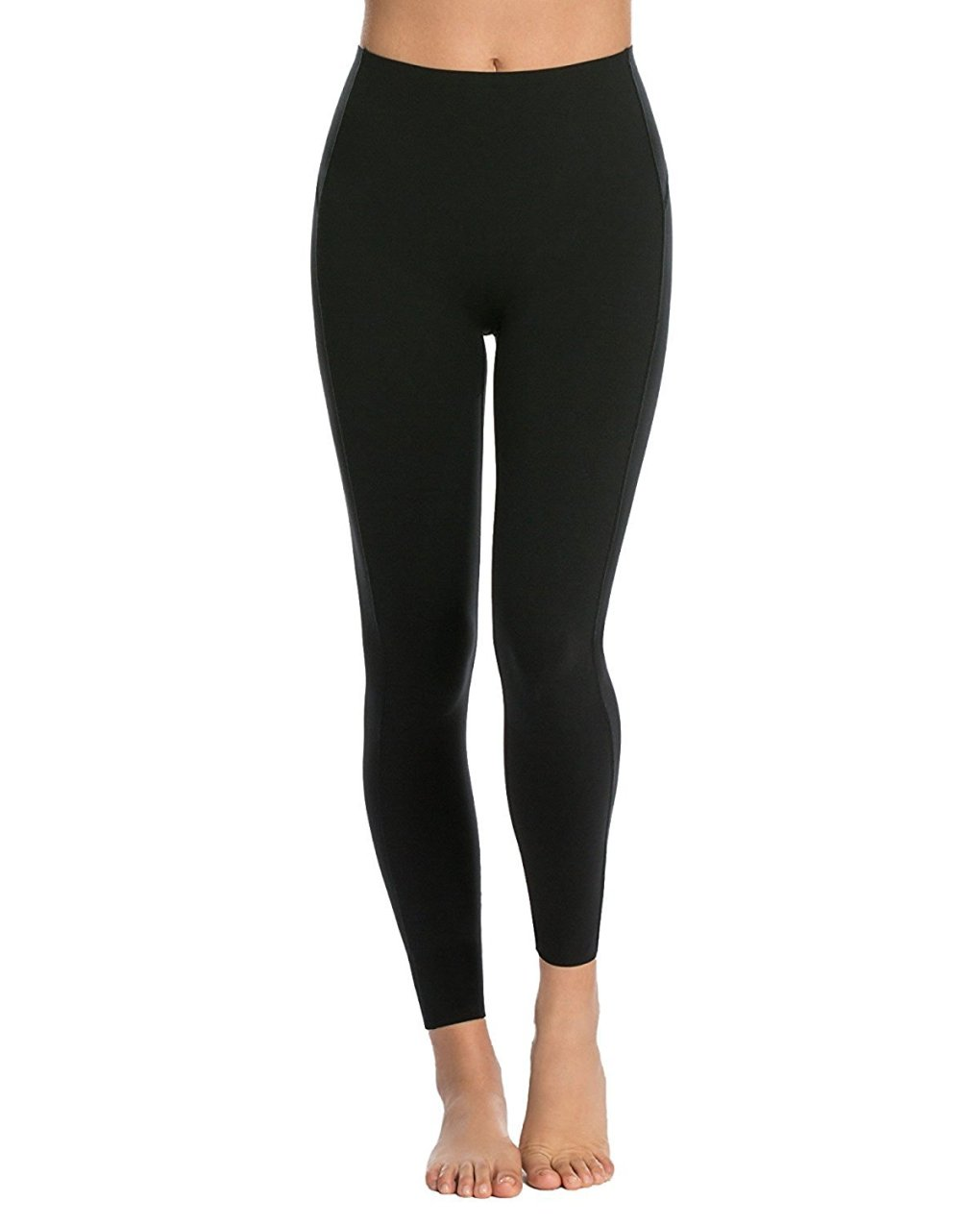 Spanx Every Wear Icon Black Leggings, Very Black