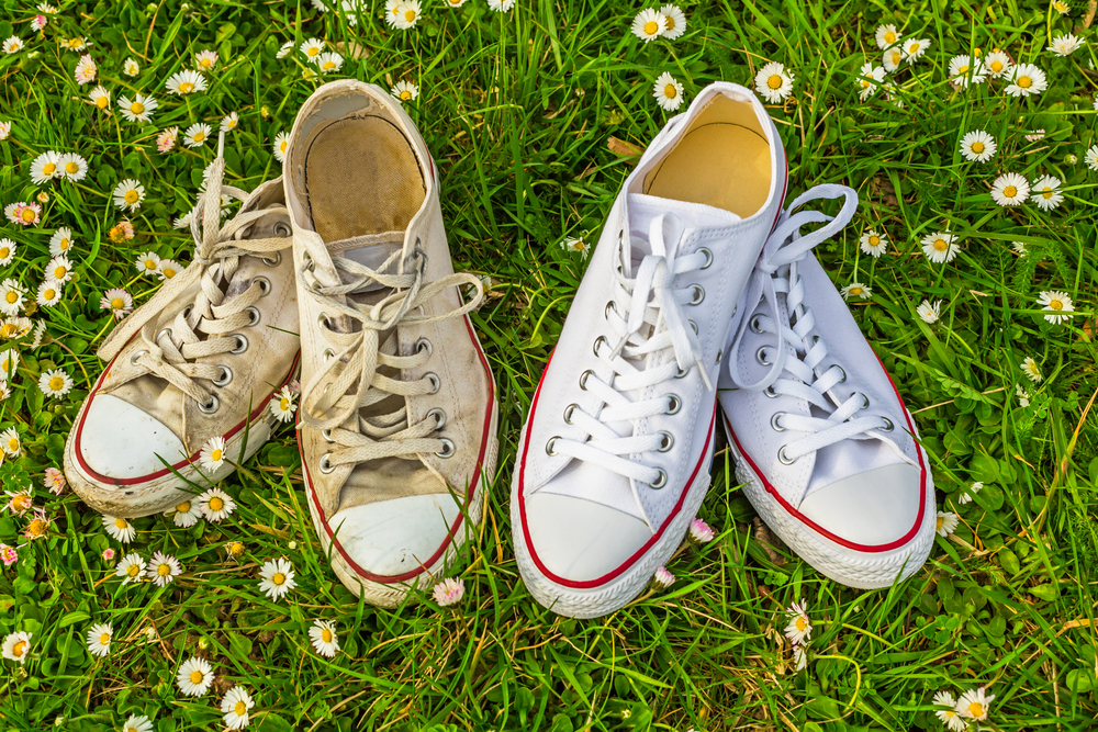 How To Clean Converse Shoes In Washing Machine