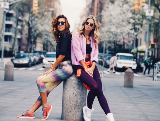 Athleisure Mistake #1 You're getting too comfortable with it