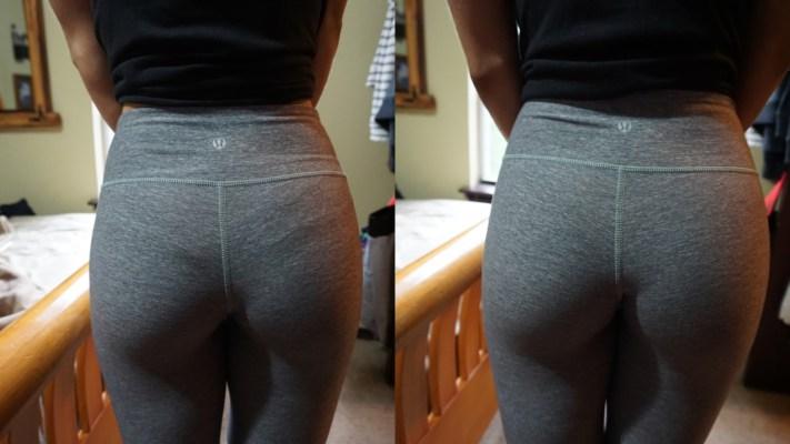 Athleisure Mistake # 3 Your underwear game is messy