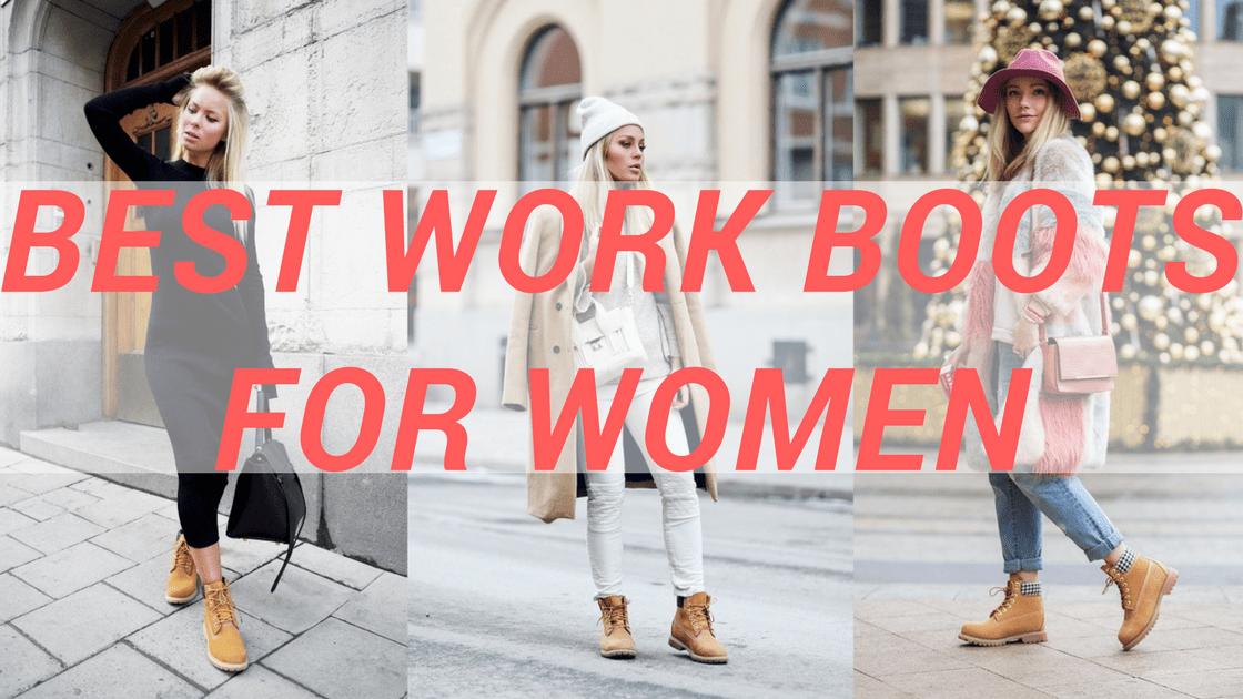 Best Womens Work Boots