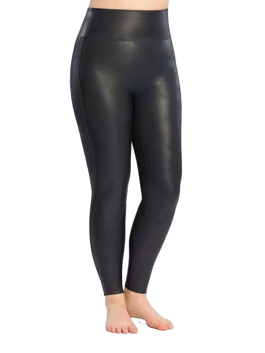 2d656b0017a03 SPANX Women's Faux Leather Leggings SPANX Women's Faux Leather Leggings