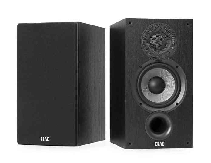 Elac Debut 2.0 B5-2 Bookshelf Speakers