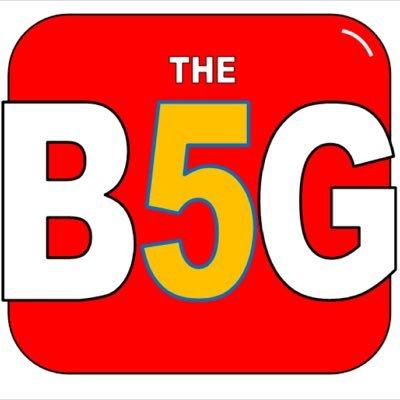 The Block 5 Gooner logo