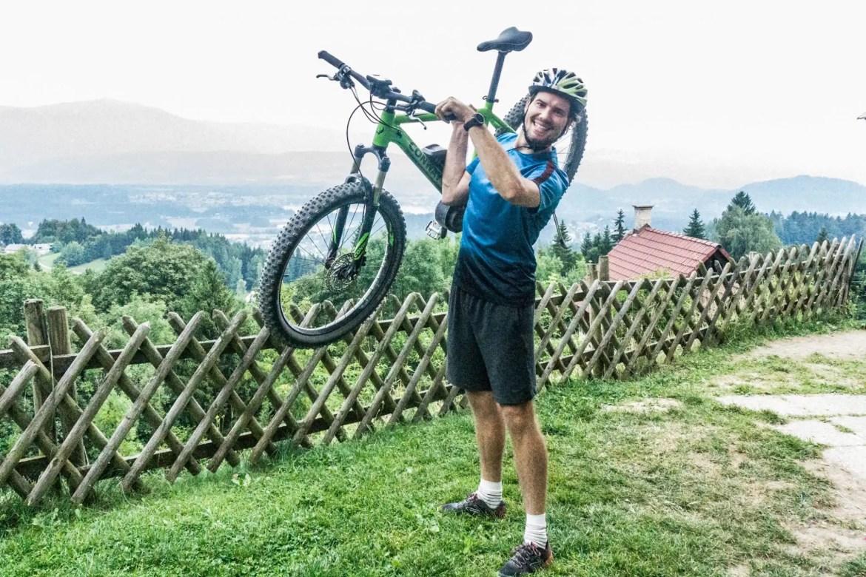 FaakerSee-op-de-mountainbike