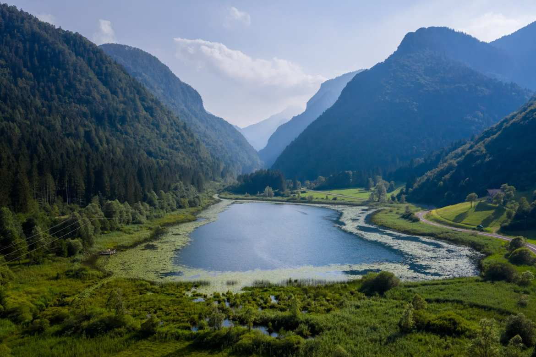 Mooiste meren van Trentino Lago d'Ampola
