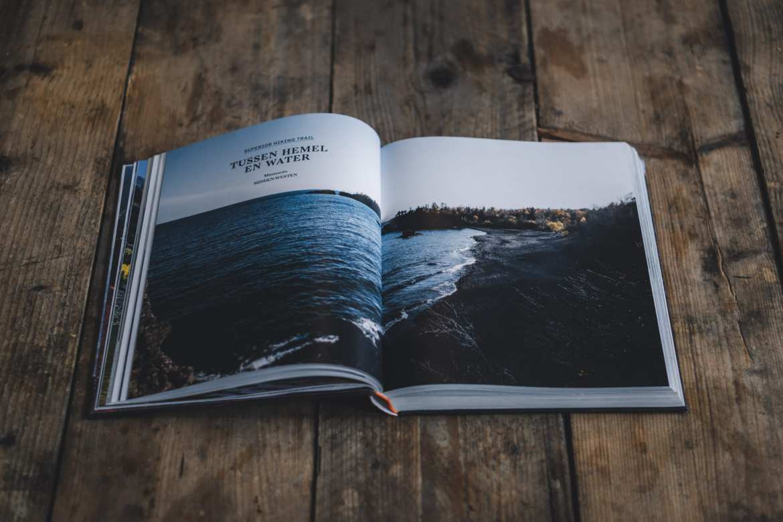 Wanderlust USA Gestalten boek Nederlands