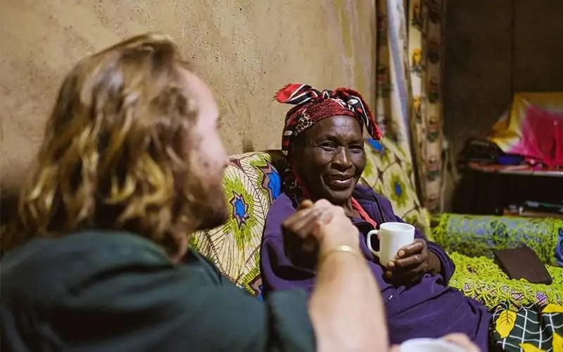 duurzaam reizen naar Afrika meet the locals