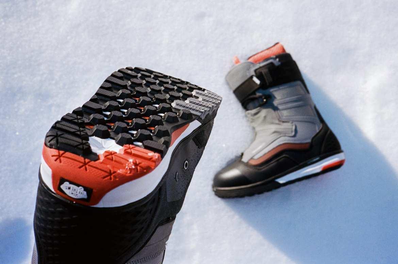 Vans snowboardboots zool