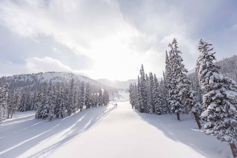 Wintersport in Canada Edmonton Jasper strakke pistes