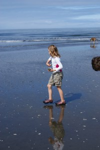 kids in nature, beaches, twin harbor state park, westport washington
