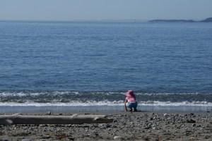 west beach, deception pass state park, puget sound