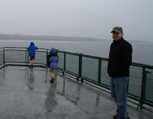 puget sound, mukilteo clinton ferry, traveling with kids