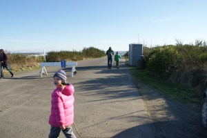 Damon Point SP, Ocean Shores, birding with children
