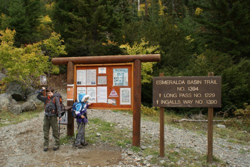 larch hikes, with kids, fall colors, teanaway