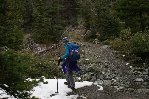 teanaway, hiking with children, fall hikes, longs pass, ingalls lake trail