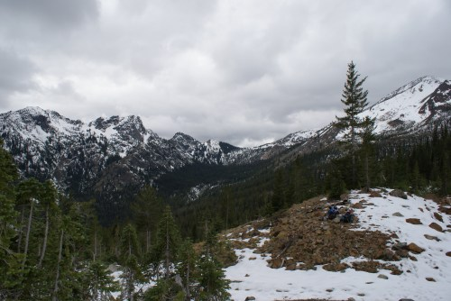 longs pass, ingalls lake trail, hiking with children, fall hikes, larches