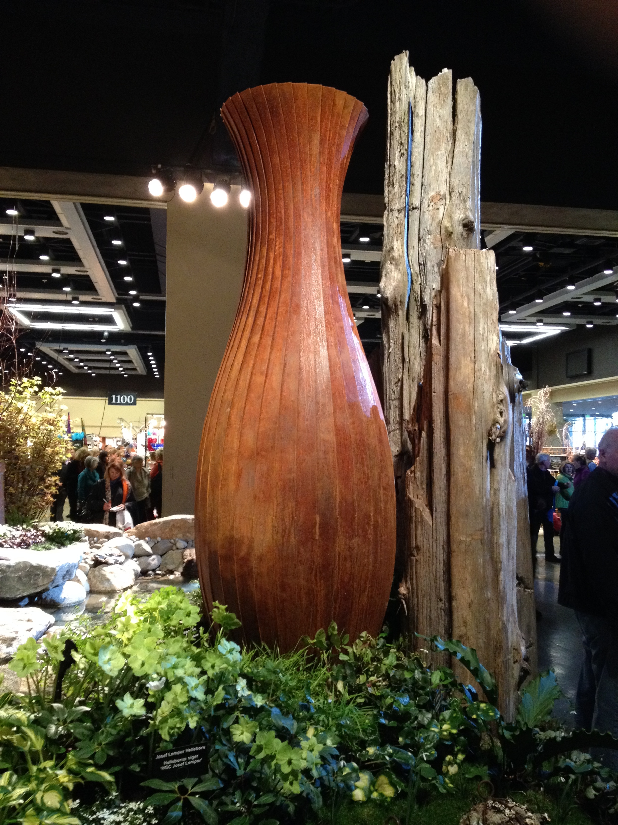 2014 northwest flower and garden show