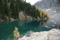 north cascades, hikes for kids, fall colors, larches