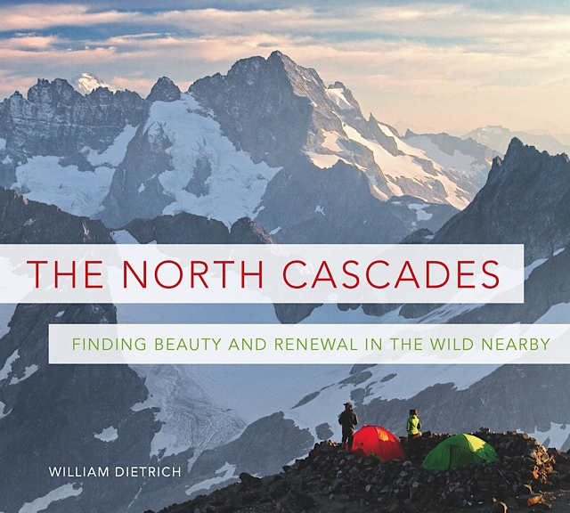 The North Cascades Cover, Photo by Thom Schroeder