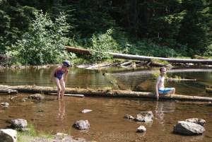 twin lakes trail, cold creek trail, kids hiking