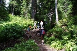 independence lake trail, washington trails association,