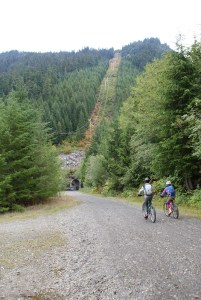 biking with kids, Iron Horse Trail
