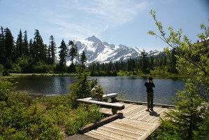 mt. baker, hikes for kids, hiking with children