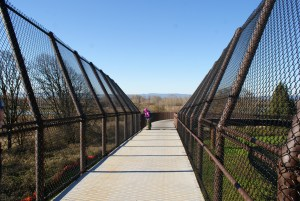 Ridgefield NWR, hiking with children