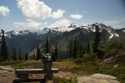 Mt. Baker, artist point trail, huntoon point, summer hikes for kids
