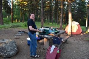 camping montana, road trip, I-90 camping