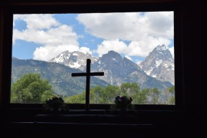 chapel of the transfiguration, grand teton national park