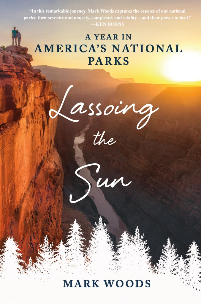 Lassoing the Sun by Mark Woods