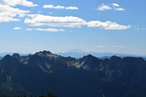mount rainier national park, paradise trails, glacier view trail, hiking with children