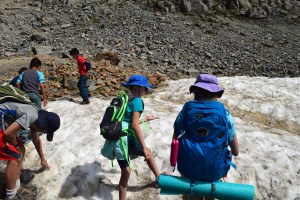 skyline trail, paradise area, mount rainier national park, hikes for kids,