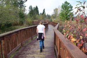 nature walk, sammamish