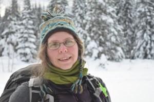 snowshoeing, gold creek, winter