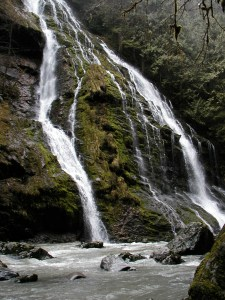 mountain loop highway, hikes for kids, darrington, waterfall